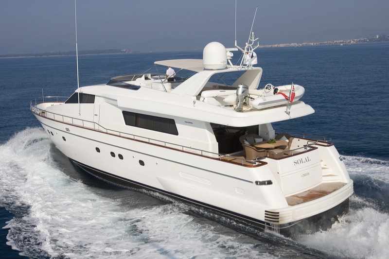 Photo of .M/Y SOLAL