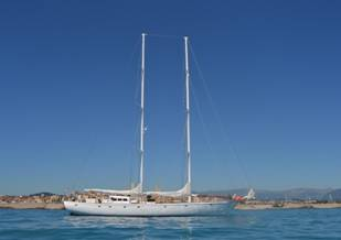 Photo of S/Y Carinae IX