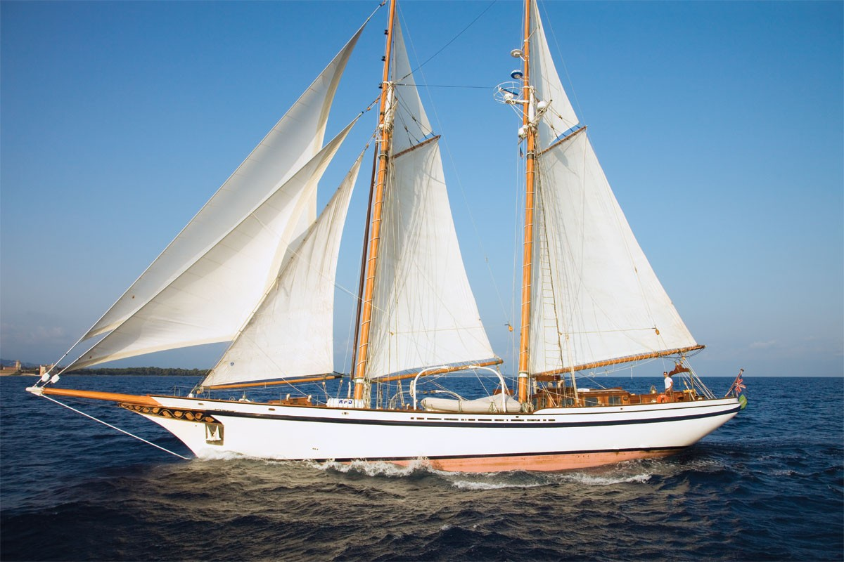 Photo of S/Y Lady Thuraya